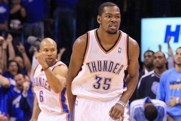 Is Kevin Durant Trying Too Hard to Shed His Nice-Guy Image?