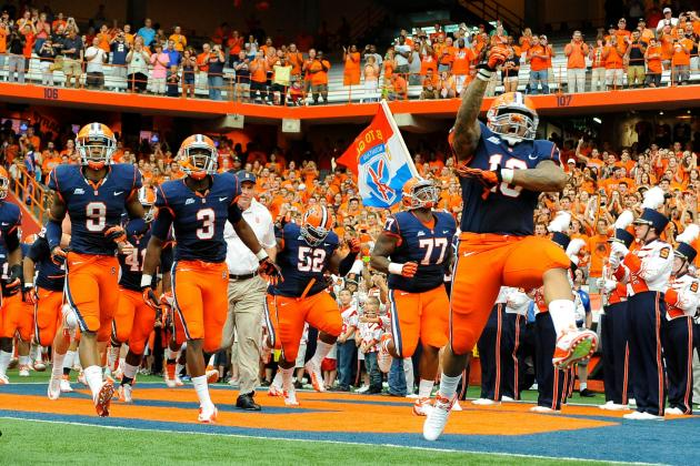 Syracuse Football Game Against Northwestern Will Kick at 6pm on Sept. 7