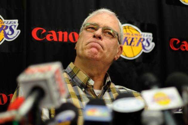 Report: Nets Target Phil Jackson for Coaching Vacancy