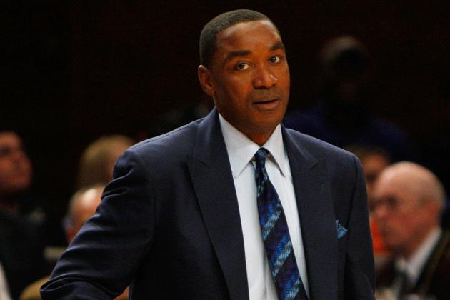 A Piston at Heart, Isiah Thomas Would Rush to Coaching Interview