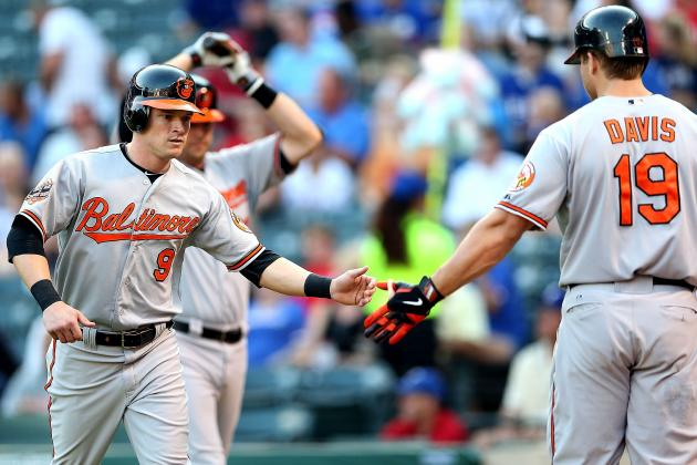 Orioles No Longer Just a Stud Bullpen