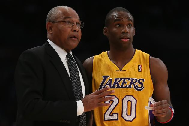 Report: Lakers Will Not Retain Bickerstaff and Person
