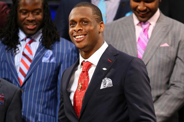 Geno Smith: 'I Don't Worry About What People Say'