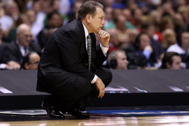 Tom Izzo Identifies On-Court Issues Spartans Must Work on