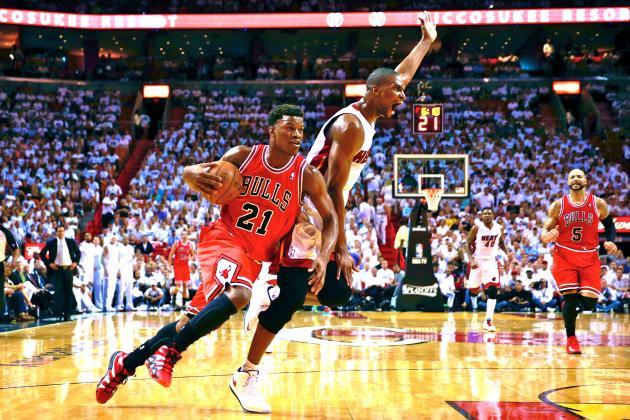 Bulls vs. Heat Game 1: Live Score, Highlights and Analysis