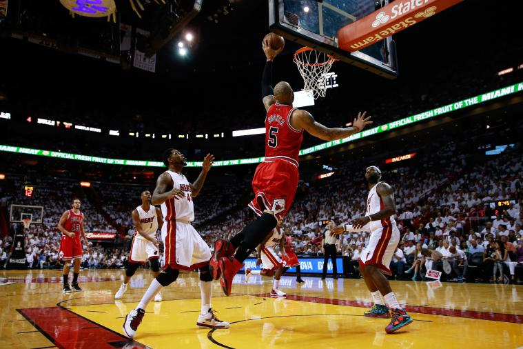 Miami Heat Don't Have to Panic After Shocking Game 1 loss to Chicago Bulls