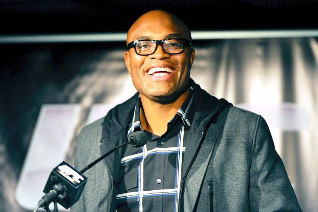 UFC Fines Anderson Silva $50,000 for Media Event No-Show in Los Angeles