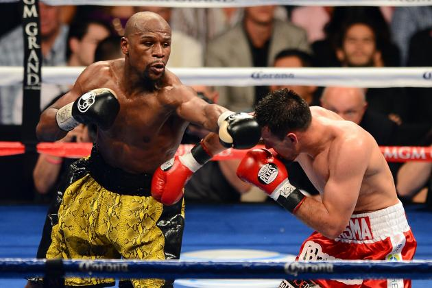 Mayweather vs Guerrero 2013: Win Proves Next 5 Fights Will Be Easy for Money May