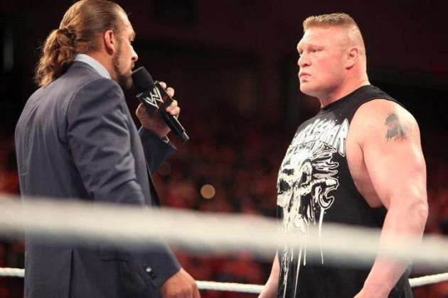 WWE Raw Review (5/6/13): Kane vs. Ryback, Brock Lesnar Destroys WWE HQ