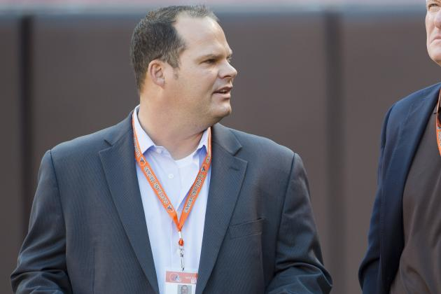 Tom Heckert to Join Broncos Front Office Staff