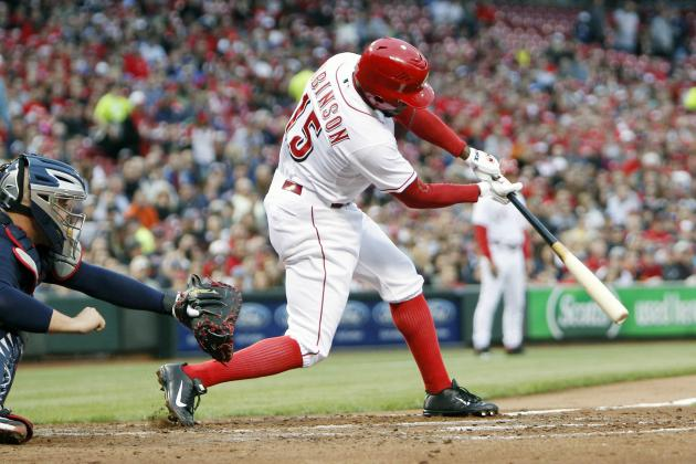 Reds Cant Keep Up with Braves, Lose 7-4