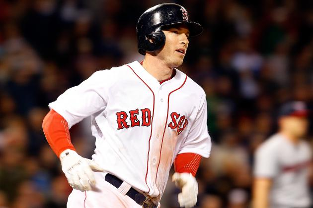 Stephen Drew Delivers Walkoff Victory for Red Sox