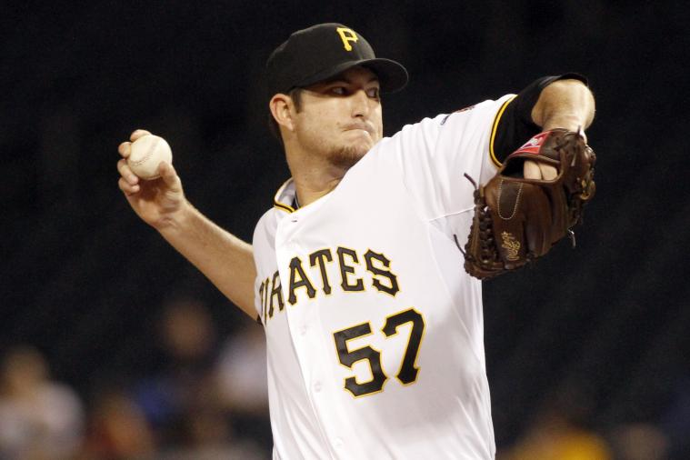Pittsburgh Pirates' Young Relief Pitchers Show Their Potential