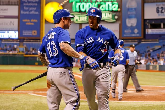 Arencibia Homer in Ninth Caps Huge Comeback Against Rays