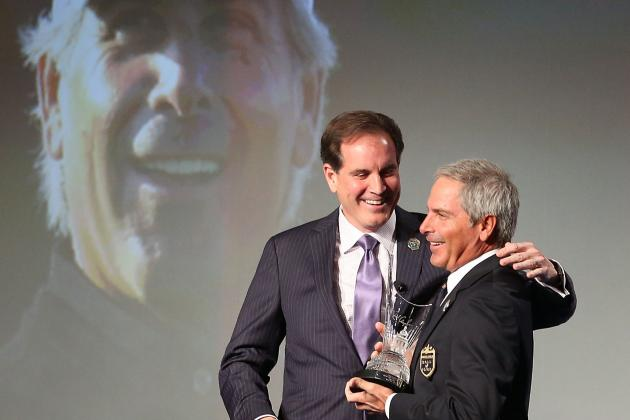 World Golf Hall of Fame Induction Ceremony: Best Moments from This Year's Event