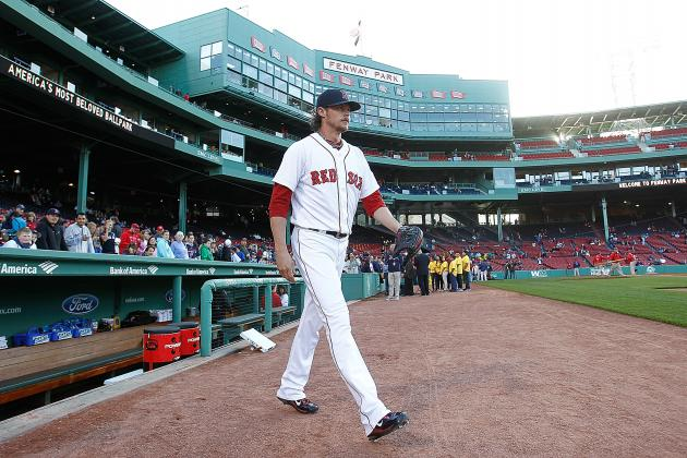 How Clay Buchholz Put Cheating Accusations to Rest in Poor Start Against Twins