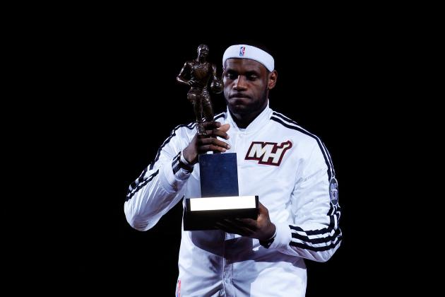 Will LeBron James Finish His Career with the Most NBA MVP Awards Ever?