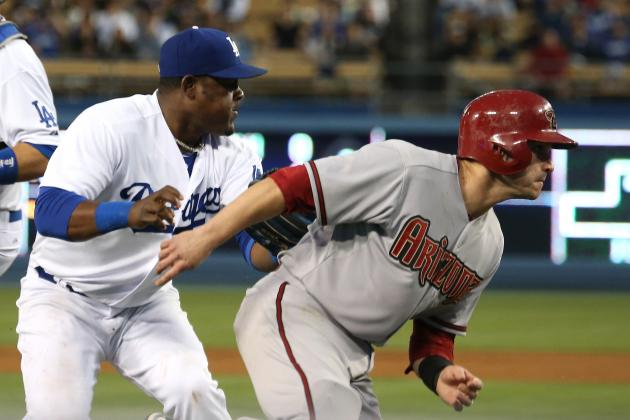ESPN Gamecast: Diamondbacks vs Dodgers