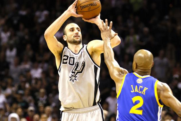 Warriors vs. Spurs Game 1: Live Score, Highlights and Analysis