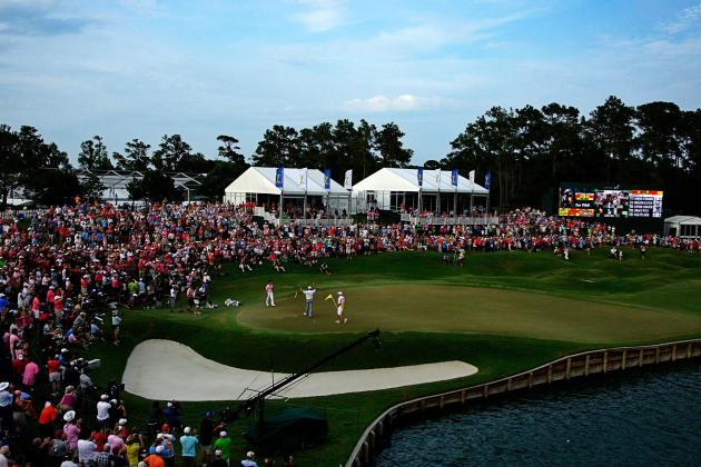Players Championship 2013: Projecting Finishes for Top Golfers at TPC Sawgrass