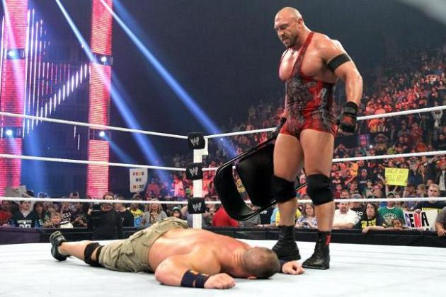 WWE Extreme Rules 2013: Why John Cena vs. Ryback Is Such a Hard Sell