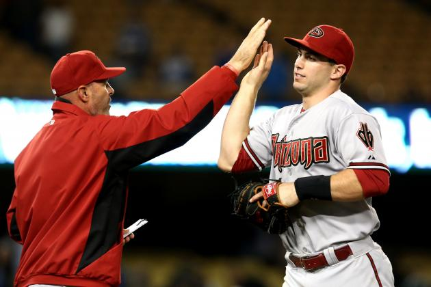 New Lineup Pays off for D-Backs in Win over the Dodgers