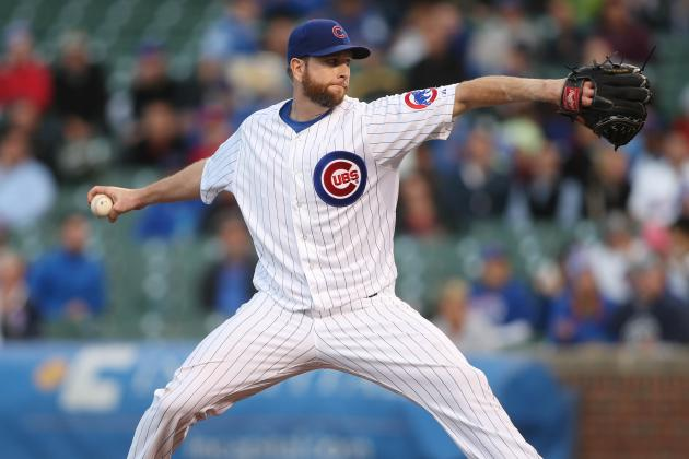 Feldman's Strong Start Lifts Cubs over Rangers