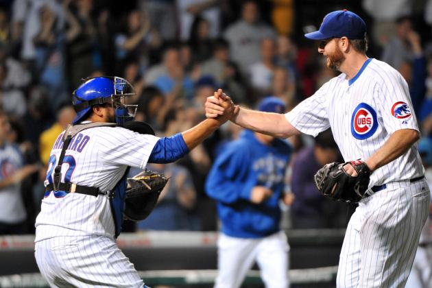 Cubs' Feldman comes through against former team