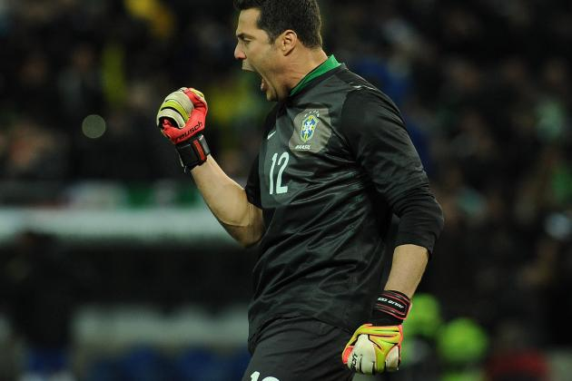 Why AC Milan Should Move for QPR's Julio Cesar This Summer