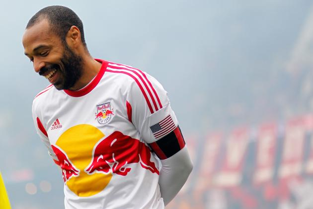 Henry Remains MLS' Top Earner