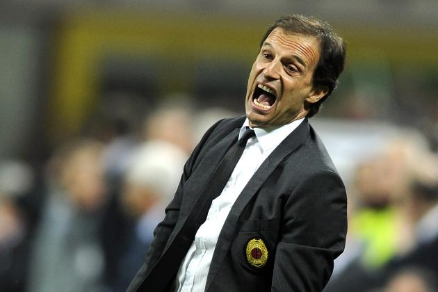 Allegri: Focus on Third
