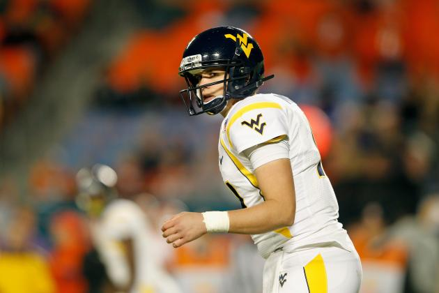 Who Should Be West Virginia's Starting QB?