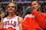 Emotional Joakim Noah Tells Rose Critics to 'Shut Up'