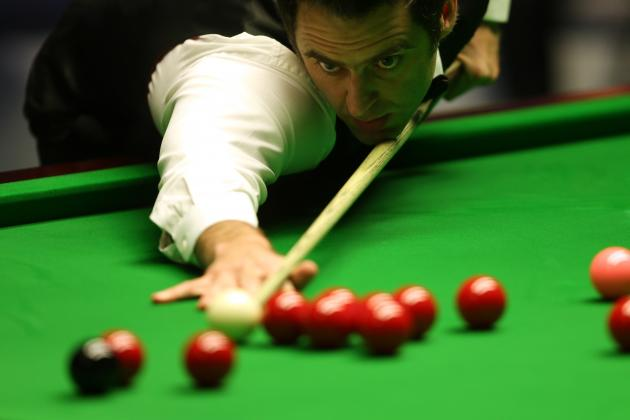 Watch a Tremendous Fart Interrupt a Snooker Match