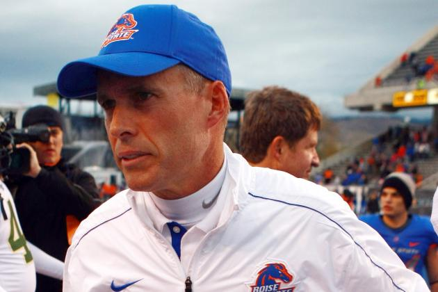 Boise State's Petersen: 8-Team Playoff Would Be Next Awesome Step
