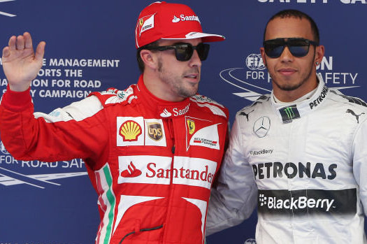 Hamilton Says He Could Now Form a Compatible Partnership with Alonso