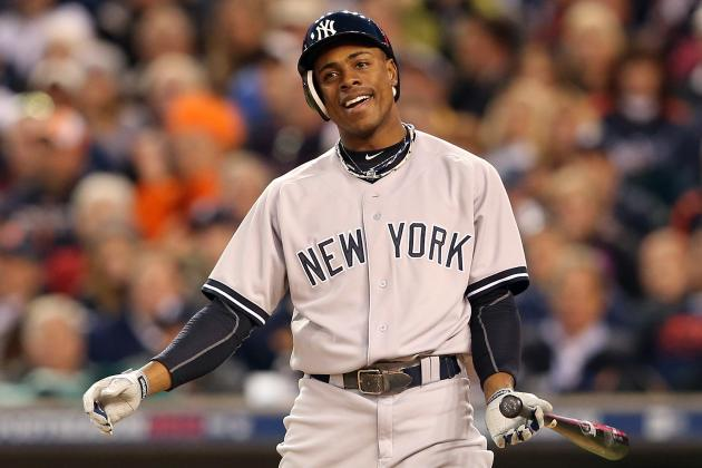 Report: Granderson Nearing Return