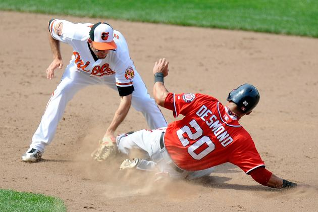On Common Ground, Orioles and Nationals Have Complicated Relationship