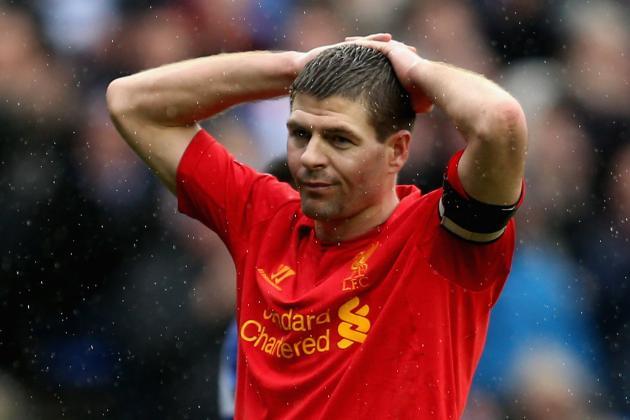 Reds Confirm Gerrard Surgery