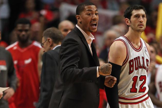 Chicago Bulls Prove Derrick Rose's Return Not Needed to Beat Miami Heat