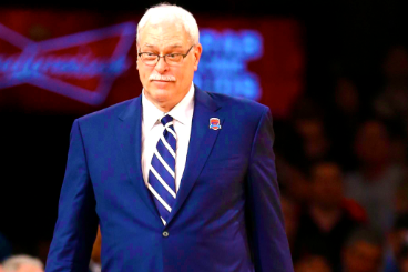 Phil Jackson Reportedly Contacted by Brooklyn Nets About Head Coach Position