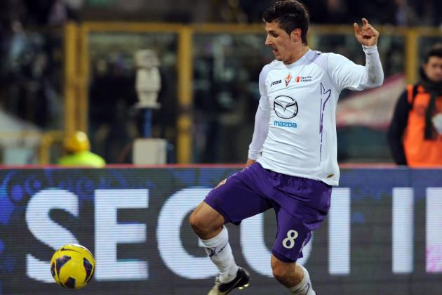 Arsenal Transfer Rumors: Current Buzz on Stevan Jovetic, Loic Remy and More