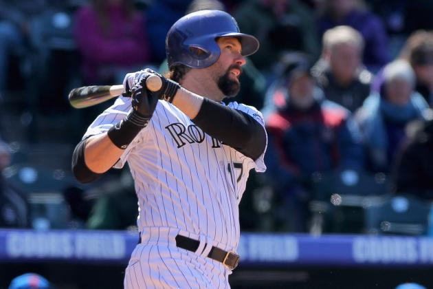 Todd Helton Pleads Guilty to Drunken Driving Charge