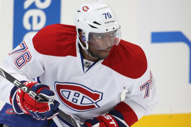 Canadiens' Subban 'Doesn't Remember' Much About Sunday