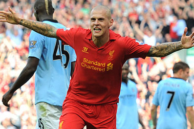 Jose Enrique Believes Martin Skrtel Is the Man to Fill Jamie Carraghers Boots