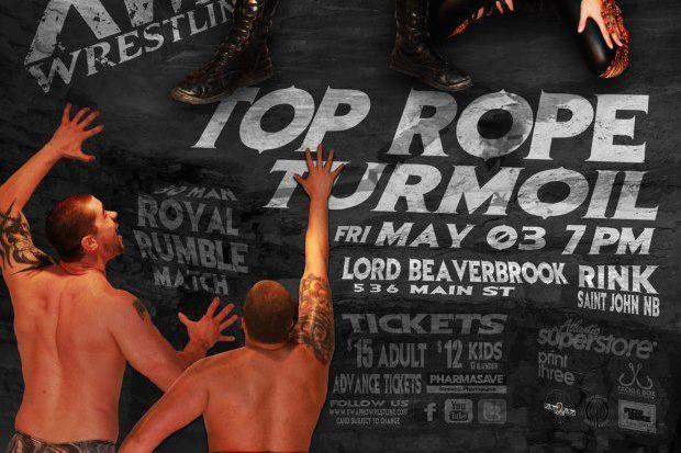 XWA Wrestling Recap for May 3rd 2013: Top Rope Turmoil