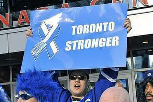 Toronto Maple Leafs and Boston Bruins Fans Have Forgotten What Hockey Is About