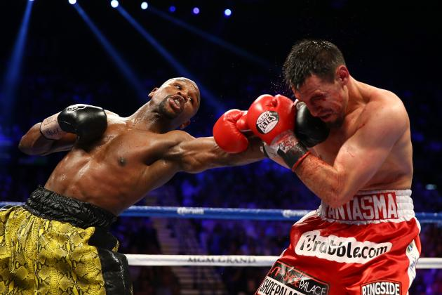 Mayweather vs. Guerrero Results: Biggest Losers from Saturday's Main Event