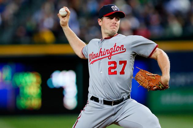 Making the Case for Zimmerman as Nats' Ace
