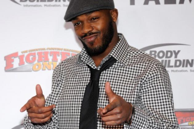 Sponsor Claims Jones, Cormier Nearly Came to Blows at World MMA Awards